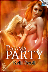 Pajama Party (The Edge series)