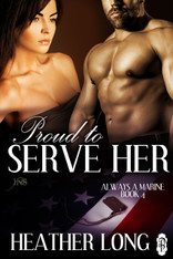 Proud to Serve Her (Always a Marine #4)
