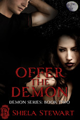 Offer the Demon (The Demon Series #2)