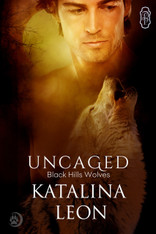 Uncaged (Black Hills Wolves #25)