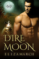 Dire Moon (Hot Moon Rising #9)