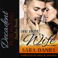 One Night with His Wife Audio Book