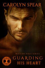 Guarding His Heart (Wiccan Haus #3)