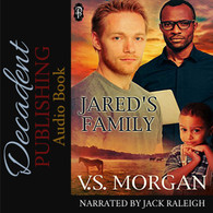Jared's Family Audiobook