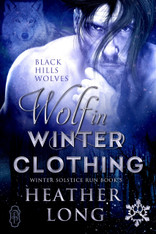 Wolf in Winter Clothing (Black Hills Wolves #35)