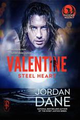 Valentine Steel Heart