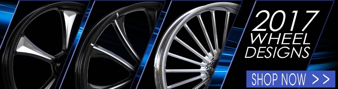 RC Components 2017 Wheel Designs