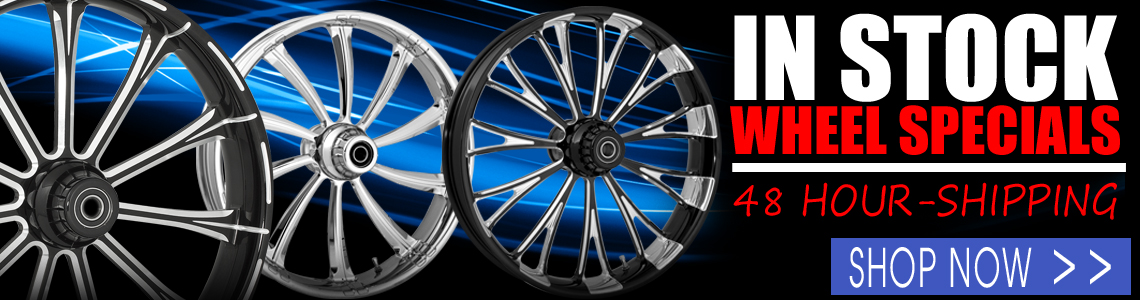RC Components In Stock Wheel Special