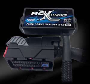 RCX-Celerator Fuel Management System | 08-13 FL Touring Models