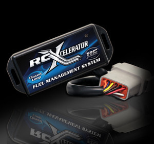 RCX-Celerator Fuel Management System | 02-05 FLH / 01-05 Softail / 04-05 Dyna / 02-07 V-rod