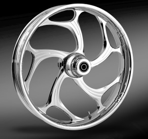 RC Components Torsion Chrome wheel.