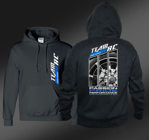 Team RC Comp Series Wheels- Hooded  Sweatshirt.