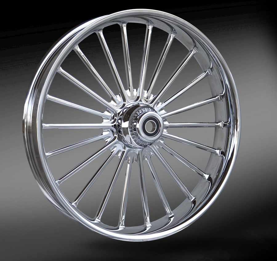 Suzuki Motorcycle Rims Chrome