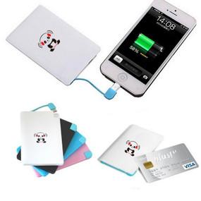 iPanda 2,200mAh Credit Card Universal Portable Charger