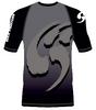 Soul Fighters Grey Claw Rash Guard
