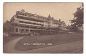 Caldwell, New Jersey Postcard:  Monomonock Inn