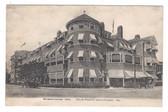 Old Point Comfort, Virginia Postcard:  Sherwood Inn