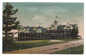 Saint Andrews, New Brunswick, Canada Postcard:  The Algonquin Hotel