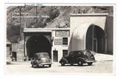 Copperfield, Utah Real Photo Postcard:  Bingham-Copperfield Tunnel