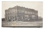 Crystal Lake, Iowa Real Photo Postcard:  Decoration Day 1912
