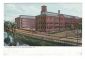 Allentown, Pennsylvania Postcard:  Adelaide Silk Mill