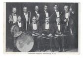 Hillsborough, New Hampshire Postcard:  Wahnetah Orchestra