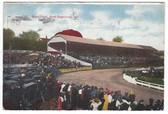 Hagerstown, Maryland Postcard:  Grandstand, Great Hagerstown Fair