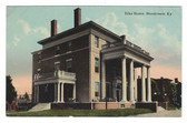 Henderson, Kentucky Postcard:  Elks Home