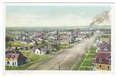 La Junta, Colorado Postcard:  Bird'seye View