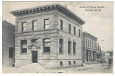 Sussex, New Brunswick, Canada Postcard:  Bank of Nova Scotia