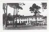 Del Monte, California Real Photo Postcard:  Del Monte Lodge