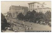 Washington, D. C. Real Photo Postcard:  1911 M. O. V. P. E. R. Parade