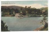 Hanover, Maine Postcard:  The Ferry