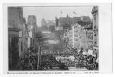 Albany, New York Postcard:  1906 Knights Templar Parade