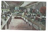 Brattleboro, Vermont Postcard:  Vegetable Exhibits, Valley Fair