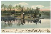 Claremont, New Hampshire Postcard:  Ashleys Ferry