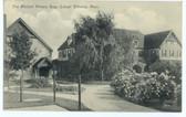 Billerica, Massachusetts Postcard:  The Mitchell Military Boys School