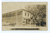 Kenesaw, Nebraska Real Photo Postcard:  New York Bargain Store