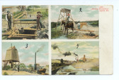 Joplin, Missouri Postcard:  Mining Evolution Multiview