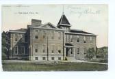Fulton, Missouri Postcard:  High School