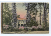 Summerville, South Carolina Postcard:  Wistaria Cottage