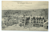 Dublin, New Hampshire Postcard:  The Leffingwell