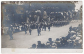 Allegheny, Pennsylvania Real Photo Postcard:  Parade
