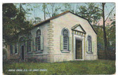 Goose Creek, South Carolina Postcard:  St. James Church