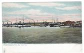 Portsmouth, Virginia Postcard:  Navy Yard