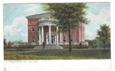 Lynchburg, Virginia Postcard:  Elks Lodge