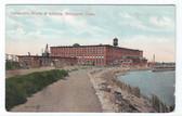 Bridgeport, Connecticut Postcard:  Locomobile Works of America