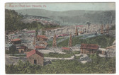 Titusville, Pennsylvania Postcard:  Rich Oil Field
