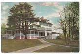 Canadensis, Pennsylvania Postcard:  Spruce Cabin Inn
