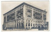 Winnipeg, Manitoba, Canada Real Photo Postcard: Royal Alexandra Hotel